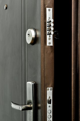 דלתות ומנעולים חכמים